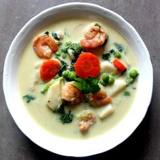 Prawn Soup Vegetable Recipes