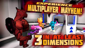 Screenshot of Battle Bears Gold Multiplayer
