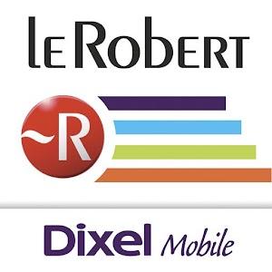 Cover art Dictionnaire Le Robert Mobile