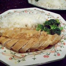 Lemon Chicken Teriyaki