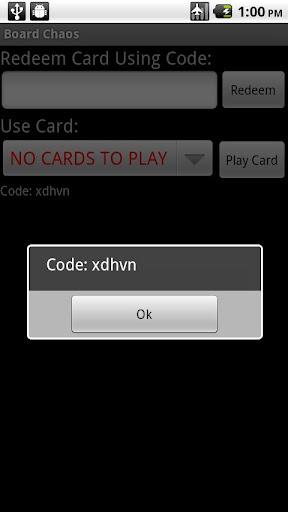 Board Chaos Remote Beta