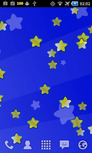 Stars Bubbles LWP Free