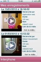 Screenshot of Blyssbox : La Maison connectée