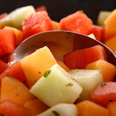 Triple-Melon Fruit Salad