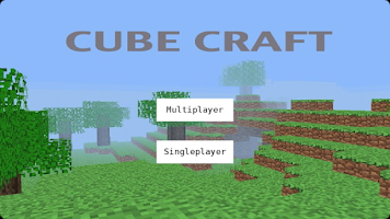 Screenshot of Cube Craft