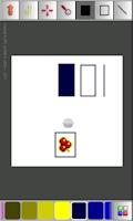 Screenshot of Pixel Art editor