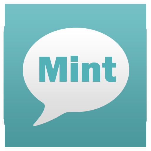 KakaoTalk Theme Mint 個人化 App LOGO-APP試玩