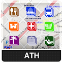 Athens NOMADA Maps icon