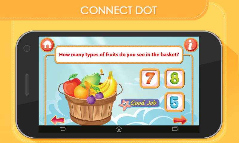 Kids Math Count Numbers Game Screenshot 7