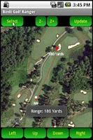 Screenshot of Birdi Golf Range Finder