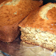 Sour Cream Banana Loaf