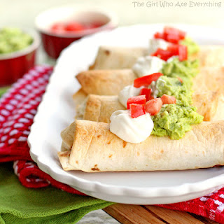 Oven Baked Chimichangas Recipes