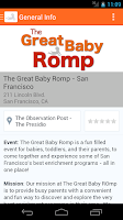 Screenshot of The Great Baby Romp - SF '14