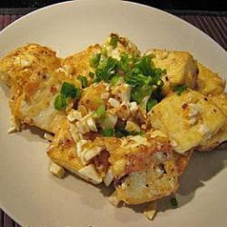 Butter Fried Tofu Recipes