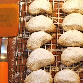 Walnut Crescent Cookies Recipes