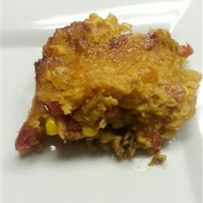 Pork Tamale Pie