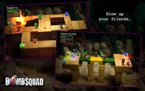 BombSquad APK for Bluestacks