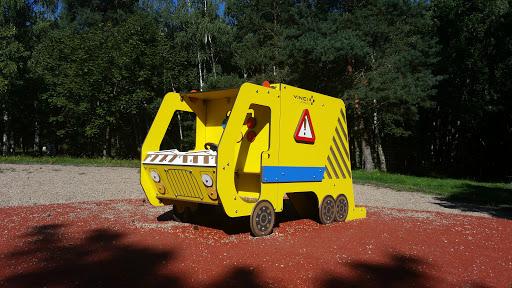 Camion Vinci de l'Aire des Bruyères