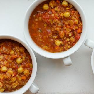 Vegan Chickpea Moroccan Recipes