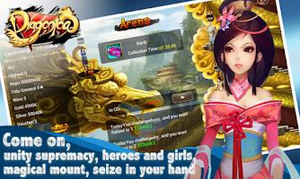 Screenshot of Dragonica