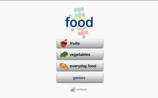 Autism iHelp – Food