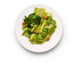 No-Guilt Caesar Salad