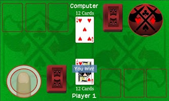Screenshot of I Declare War: Solitaire Free