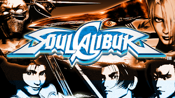 Screenshot of SOULCALIBUR