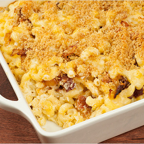 Bacon-Onion Macaroni and Cheese