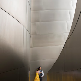 My Heart Stay Here by Yansen Setiawan - Wedding Other ( creative, art, losangeles, illusion, yellow dress, love, fineart, yansensetiawanphotography, prewedding, d800, wedding, lifestyle, photographer, composition, la, yansensetiawan, nikon, yansen, engagement )