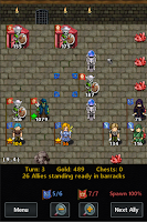 Screenshot of Kingturn RPG Plus