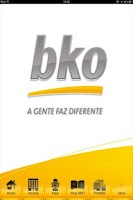 Screenshot of BKO