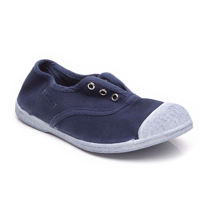 Lelli Kelly Canvas Slip On PROFUMOSA