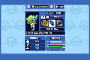 Screenshot of Baseball Superstars®