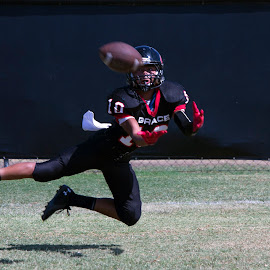 I got it! by Matt Quina - Sports & Fitness American and Canadian football
