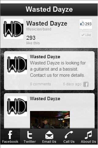 Wasted Dayze