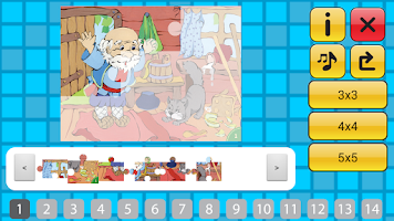 Screenshot of Сказка Кот Воевода