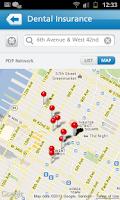 Screenshot of MetLife US App