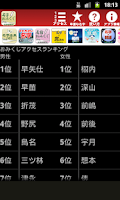Screenshot of 名字おみくじ~日本NO.1名字情報 名字由来net公式~