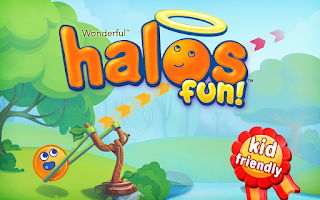 Screenshot of Halos Fun