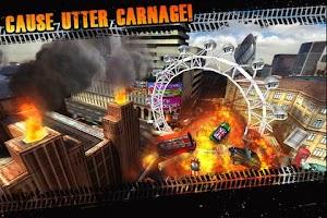 Screenshot of Traffic Panic London