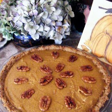 Pumpkin Pie - Vegan