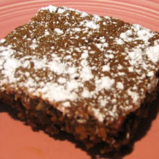 Coffee Nut Bars