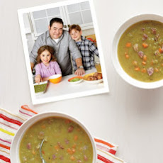 Emeril's Slow-Cooker Split-Pea Soup
