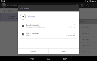 Screenshot of BitTorrent® Pro - Torrent App