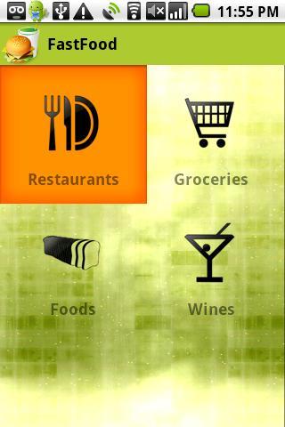FastFood - Top food finder app