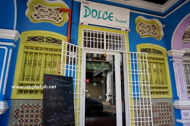 Dolce Dessert Café   Dolce Dessert Cafe - Malaysia Food   Restaurant ... 5fe27bf99d8d