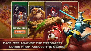 Screenshot of Clash of Lords