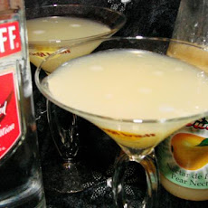 Stoli Spiced Pear Martini