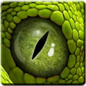 Snake Eye Live Wallpaper icon